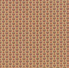 French General Petite Prints Violette Tan Oyster