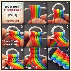 Cottage craft multicolore smart trigger clip nylon longe corde Leadrope tous col