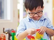 Did you know that more than 85% of a child's core brain structure is developed by the time they're 5? Learn more about building those brain connections early on