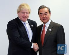 Twitter Chinese, British FMs agree to promote free #trade during #G20 foreign ministerial meeting in Bonn #G20Germany  China Xinhua News ‏@XHNews