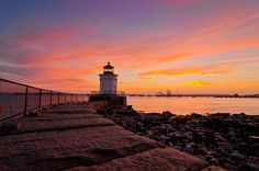 Roadtrip Trivia: Coastal Maine is the first state in the U.S. to see the sunrise every morning.