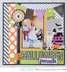 Halloween Parade - Scrapbook.com