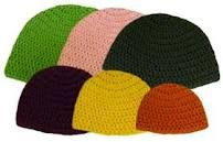 Head measurements for crocheting beanies