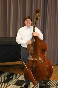 Senior Double Bass Recital February 16, 2014