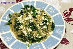 Queso Feta, Gazpacho, Ayurveda, Risotto, Ethnic Recipes, Food, Gluten Free Recipes, Eating Clean, Ethnic Food