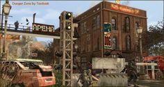Danger Zone bar - The Sims 4 Catalog
