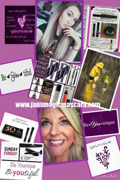 Younique Virtual Party for Jan McMahan 3d Fiber Mascara, Sunday Funday, I Party, Younique, Good Day, Buen Dia, Good Morning, Hapy Day