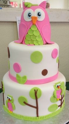 Tiered Cakes...