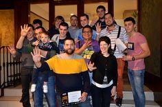 El equipo del Ábaco, ganador por tercer año consecutivo de la #SemanadelPincho Melbourne, Sports, Fashion, Hs Sports, Moda, Fashion Styles, Sport, Fashion Illustrations
