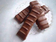 バレンタインに♪高野豆腐のサクチョコバーの画像