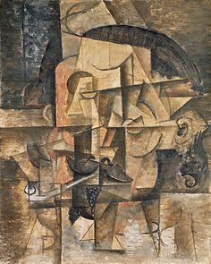Le poète, 1912