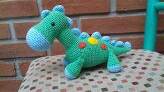 Concepção de bebe dinossauro amigurumi(dino croche) e preço http://ift.tt/2zno0X9