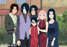 Anime Naruto, Naruto Comic, Naruto Uzumaki Shippuden, Naruto Cute, Naruto Shippuden Sasuke, Naruto Girls, Anime Neko, Fanarts Anime, Minato Kushina