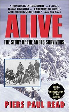 Amazon.com: Alive: The Story of the Andes Survivors (9780380003211): Piers Paul Read: Books