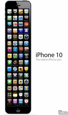 This is what I'm looking forward to. iPhone 10.