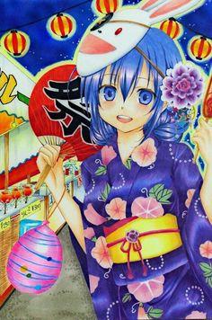♫*・゜゚・* Date A Live Yoshino *・゜゚・*♫ ***ARTWORK AND CREDIT BELONGS TO AZUSA.