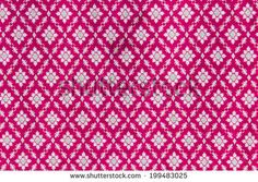 red fabric texture and background