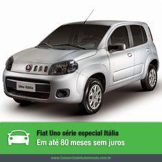 Fiat anuncia Série Itália para o Uno Vivace 2015. Conheça o modelo: https://www.consorciodeautomoveis.com.br/noticias/fiat-uno-serie-especial-italia-em-ate-80-meses-sem-juros?idcampanha=206&utm_source=Pinterest&utm_medium=Perfil&utm_campaign=redessociais