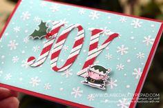 Stampin Up Santas