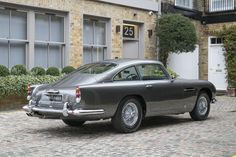1964 Aston Martin DB5 - Original Factory Production - Left Hand Drive - 5 Speed ZF manual Gearbox | Classic Driver Market