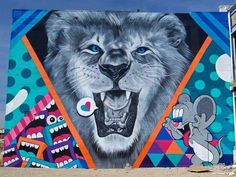 From sports arenas to concert venues to public spaces, here are the ten most instagrammed spots in Detroit. (Mural above by Greg Mike in Eastern Market, photo by Murals in the Market)