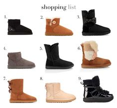 Ugg winter boots, selection by A Trendy Life. Ugg Winter Boots, Ugg Boots, Uggs, Fancy Shoes, Beige, White Outfits, Walking, Shopping, Fashion