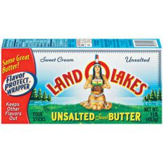 I'm learning all about Land O Lakes Unsalted Butter at @Influenster!