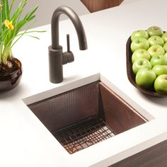 Native Trails Cantina CPS34 Undermount Bar Sink - CPS234