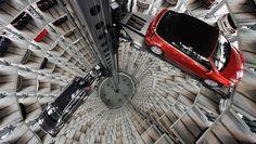 Condo Robotic Parking, Amazing