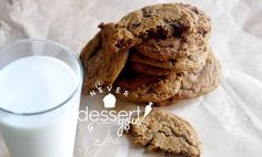 Chewy Ginger Cookies - Never Dessert You (Looks so delicious!!!)