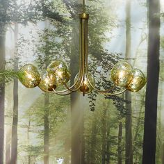 Something nice about this - Eclipse Chandelier - west elm