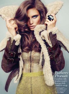 Bianca Balti Harper' Bazaar