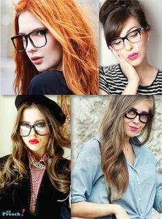armacao de oculos de grau preta 4