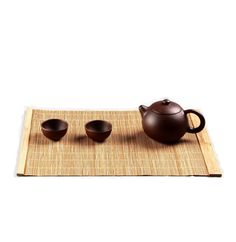 Forest Homes - Products - Golden Bamboo Placemats