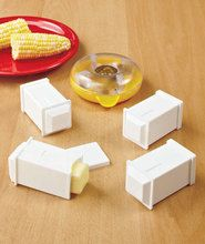 5 Pc Corn Stripper-Buttering Set $4.95 TOTAL COST TO YOUR DOOR! (PICK UP ALSO AVAILABLE AT OUR NYC OR LA LOCATIONS) www.shopculinart.com