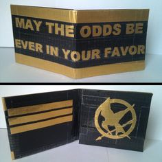 Hunger Games inspired Duct Tape Wallet