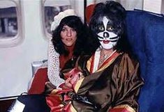 """Wife of former KISS drummer releases printing of """"Sealed with a KISS"""", featuring additional photos and stories. By Peter Lindbla. Kiss Images, Kiss Pictures, Detroit Rock City, Peter Criss, Vintage Kiss, Kiss Band, Hot Band, Star Children, Fake Photo"""