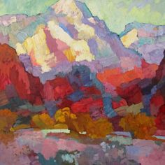 Larisa Aukon joined Mirada Fine Art in late and every painting she sends our way simply blows us away! Larisa Aukon at Mirada Fine. Landscape Artwork, Abstract Landscape, Abstract Art, Art Techniques, Art Blog, Oeuvre D'art, Painting Inspiration, Art Lessons, Cool Art