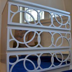 MALM 6 drawer chest - no mirrors