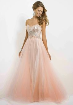 Shop for Blush prom dresses and evening gowns at Simply Dresses. Blush sexy long prom dresses, designer evening gowns, and Blush pageant gowns. Blush Prom Dress, Prom Dresses Long Pink, Prom Dress 2014, Blush Dresses, Tulle Prom Dress, Grad Dresses, Prom Party Dresses, Quinceanera Dresses, Bridesmaid Dress