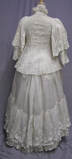 Edwardian Morning Outfit