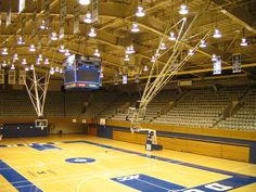 Cameron Indoor Stadium at Duke University