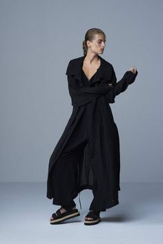 Visions of the Future // Y's by Yohji Yamamoto Ready To Wear Spring Summer 2016