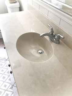 Best Material for Bathroom Countertops Unique Diy Painted Bathroom Sink Countertop Bless Er House Painting Bathroom Countertops, Diy Countertops, Countertop Options, Vanity Countertop, Countertop Materials, Kitchen Counters, Kitchen Tiles, Kitchen Sink, Kitchen Design