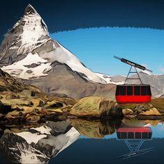 37 wunderschöne Ausflugstipps in der Schweiz Cuba, Switzerland, Mount Everest, Wanderlust, Mountains, Nature, Travel, Inspiration, Biblical Inspiration