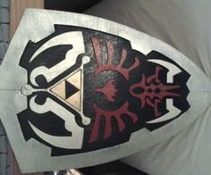 Hyrule Shield Instructable by Tlozano