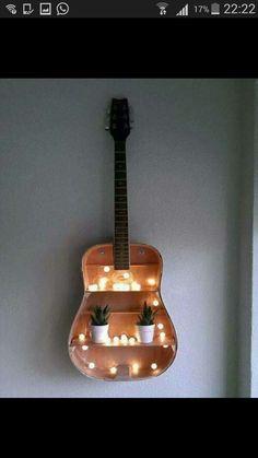 Gemakat van gitaar