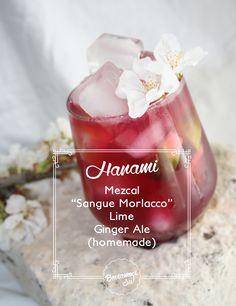HANAMI //  RICERCA ⚫ GUSTO ⚫ CREATIVITÀ // Seguiteci su FACEBOOK: https://www.facebook.com/Beviamoci_Su-197539563922336/    INSTAGRAM: https://www.instagram.com/beviamoci_su/   #beviamocisu #bartender #berebene #cocktail #drink