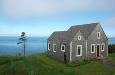 22 Cozy Cottages You'll Want to Escape to This Weekend via Brit + Co.  nova scotia