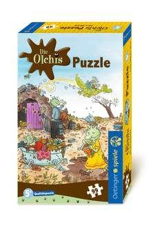 Die Olchis Puzzle - Erhard Dietl (ab 3 Jahren)